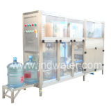 Автоматическое 5gallon Water Washing Bottling Capping Machine