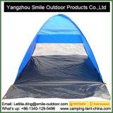 La cabina poco costosa di Strecth dello schermo di Sun personale schiocca in su la tenda della spiaggia