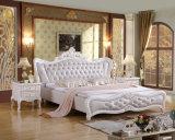 Base di cuoio molle della mobilia della base della camera da letto