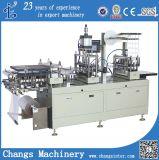 Máquina de moldagem automática da tampa de café