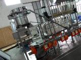 Macchina imballatrice di riempimento e di coperchiamento della spremuta automatica del sacchetto