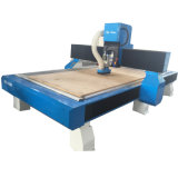 CNC de la máquina de la carpintería que talla la máquina