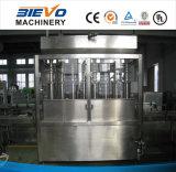 Machine de développement de remplissage de bouteilles linéaire de pétrole