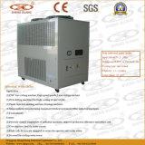 Refrigeratore di acqua industriale con aria raffreddata ed il compressore di Bristal