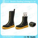 Unidad flash USB Botas de diseño personalizado para la Promoción (ZYF5035)