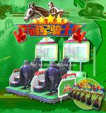 L'ultima macchina del gioco del cavaliere del campione della macchina di disegno