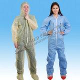 人のための安く絶縁された軽量の微小孔のあるつなぎ服
