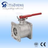 Tipo de la alta presión de la válvula de la Maleficio-Bola del acero de carbón