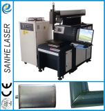 Machine automatique de soudure laser De machines pour l'aluminium/Copper/Li-ion