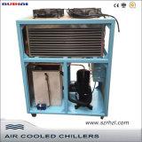 1 Tonnen-Luft abgekühlte industrielle kleine Wasser-Kühler vom chinesischen Lieferanten