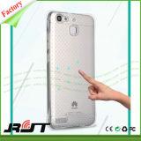Hochwertiger ultra dünner freier Shockproof TPU Handy-Fall des Luftpolster-Entwurfs-für Huawei Changxiang 5s (RJT-A042)