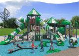 Strumentazione del campo da gioco per bambini grandi medi di alta qualità di Kaiqi - disponibile in molti colori (KQ60064A)
