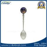 Cucchiaio promozionale su ordinazione del ricordo del metallo del regalo