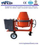 Una betoniera da 350 litri