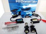Bi-Xenon HID Kit di 12V 35W H4 con Super Slim Ballast