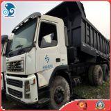 Caminhão de descarregador diesel usado da carga de Volvo (FM8) com Europa-IIi
