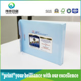 Scatola di plastica impaccante di stampa per l'azienda di di latte in polvere