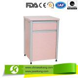 Cabina de madera útil del hospital con los cajones (CE/FDA/ISO)