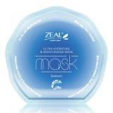 Zelo &&#160 ultra de hidratação; Máscara facial hidratando 25ml do cuidado de pele