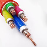 Câble minéral ignifuge souterrain du meilleur synthétique flexible bien choisi