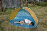Trägt im Freien bewegliches Sunshelter Strand-Zelt für das Kampieren