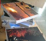 IndoorのためのファブリックLED Light Box