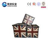 Случай украшения крышки холстины флага Соединенного Королевства (SCOT00080)