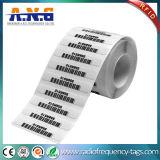 総合的な熱ペーパーが付いている自己接着NFCのステッカーの札/印刷された荷物の札