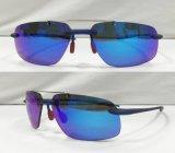 Gafas de sol sin rebordes con la lente de Revo