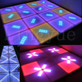 Luz decorativa de la boda LED Dance Floor del disco de DJ del club de noche