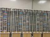 新しい方法様式ミラーコーティング分極されたレンズのサングラスTr90のサングラス