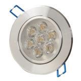 Consumición 5W LED Downlight de las energías bajas con el CE RoHS
