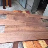 Bevloering van uitstekende kwaliteit van het Hardhout van de Okkernoot van het Systeem T&G de Vlotte Amerikaanse