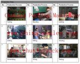 Máquina de alto rendimiento del lacre de la bandeja manual para el rectángulo de los alimentos de preparación rápida (HS-300)