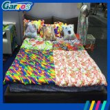 Curtain/Bedsheet/Towelのための1.6m Dx5 Head Direct Textile Printer 1440dpi