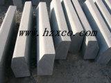 Pietra/muro/mattonelle/paracarro/paracarro del bordo del granito di G603/Grey