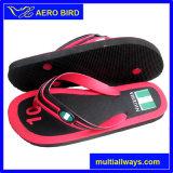 El PE durable Outsole se divierte la sandalia del deslizador para el hombre (14D021)
