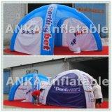 عمليّة بيع حارّ قابل للنفخ عنكبوت قبة خيمة سيدة مرأب خيمة