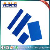 Tag da lavanderia da freqüência ultraelevada do silicone de RFID para gerências da roupa