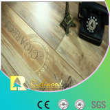 Plancher stratifié en bois en bois de parquet de chêne de miroir du bois de construction AC3