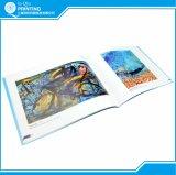 Книжное производство полного цвета совершенной вязки