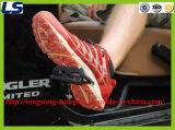 Paar Zwarte Pinnen van de Voet van het Metaal voor Jeep Wrangler Onbeperkte 2007-2015