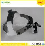 ヘッドによって取付けられるヘッドライトルーペ外科歯科口頭外科プラスチックランプの拡大鏡