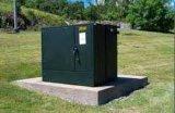 Trasformatore di distribuzione montato rilievo a bagno d'olio