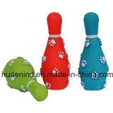 Todos los colores del juguete del perro del vinilo, producto del animal doméstico