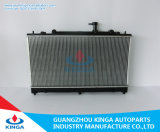 Auto Parts Réservoir d'eau en plastique 2004 Mazda Guangzhou Air Conditioner Radiateurs en aluminium
