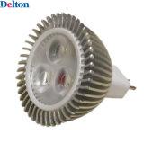 4W円形アルミニウムMR16 LED点ライト(DT-SD-002)