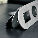 cortadora del CNC del laser de la fibra de 700W China con el vector 6020