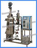 tanque de fermentação bateriano sanitário do aço 15L inoxidável