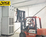 Drez Tente d'exposition Air conditionné-refroidissement pour 50 Degrees Hot Région Gcc pays, pour 100 - 2000m² Tente